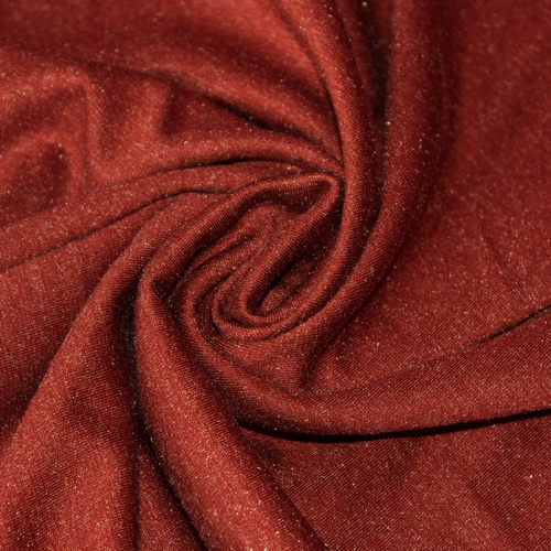 Dark Red roma viscose fabric
