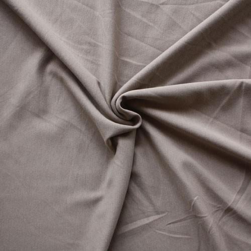 Gray color roma viscose fabric