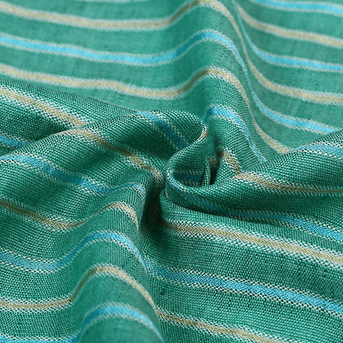 Natural-linen-yarn-dyed-fabrics