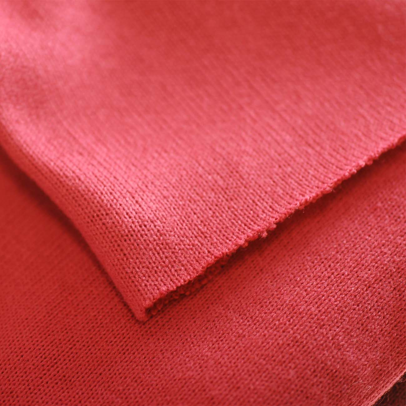 Red color fancy polyester faric