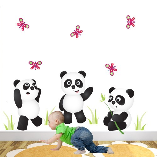 panda-bears-nursery-wall-stickers-uk